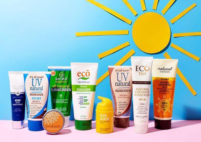 قیمت 35 مدل بهترین کرم ضد آفتاب کودک با کیفیت + خرید ارزان