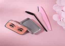 بهترین صابون لیفت ابرو که در آرایش زیبایی ابروها نقش مهمی دارد